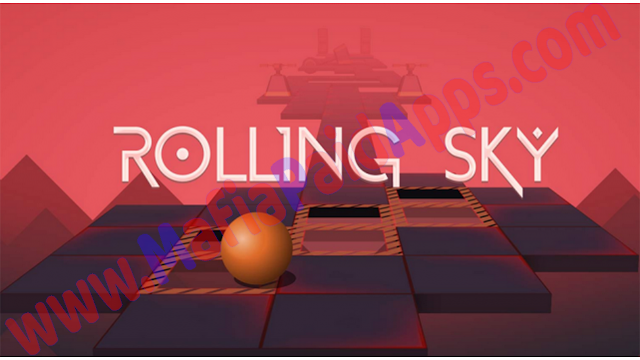Rolling Sky 1.7.0 Mod (Unlimited Ball,Shield,Key) Apk for android