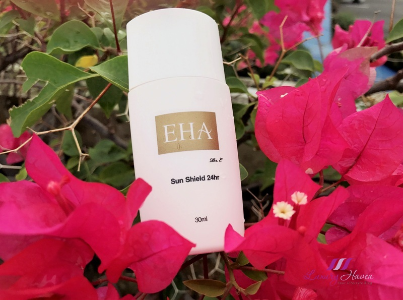 fight skin cancer with eha sun shield 24hr