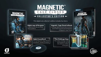 Magnetic Cage Closed Collectors Edition-PROPHET