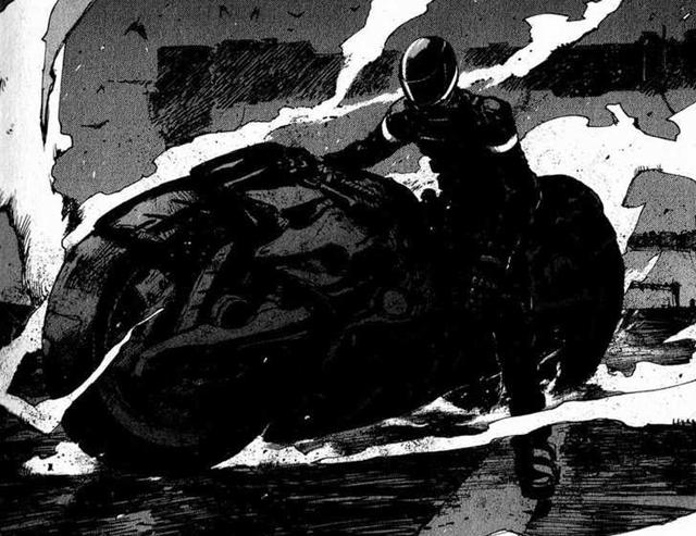 Biomega es un manga post-apocalíptico