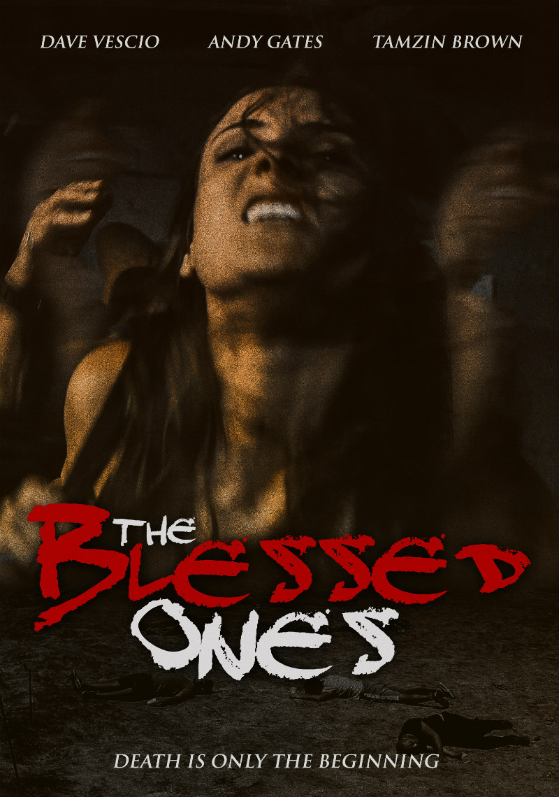 the blessed ones poster