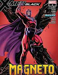 X-Men: Black - Magneto Chap Full