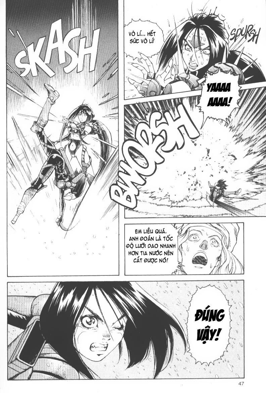 Battle Angel Alita chapter 48 trang 46
