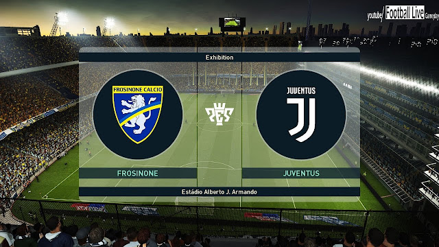موعد مباراة يوفنتوس وفروسينوني في الدوري الايطالي 15-2-2019