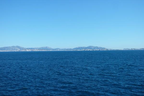 côte bleue randonnée niolon sentier des douaniers