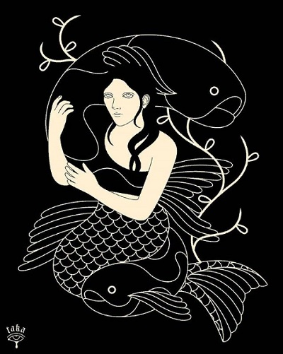 """Mermaid"" by Pedro Takahashi 