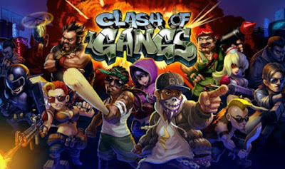 Clash of gangs for android