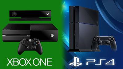 Xbox One чи PS4
