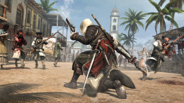 Assassins Creed 4 Black Flag Free Download