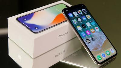 Akhirnya, Bocoran iPhone X Terbaru Mulai Terkuak