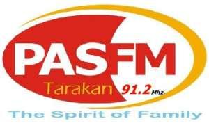 Radio PAS 91.2 FM Tarakan Kalimantan Timur