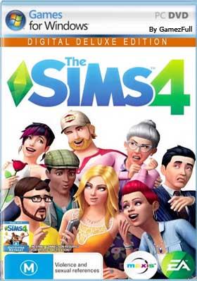 The Sims 4 Deluxe Edition + Todos DLCs [Full] Español [MEGA]