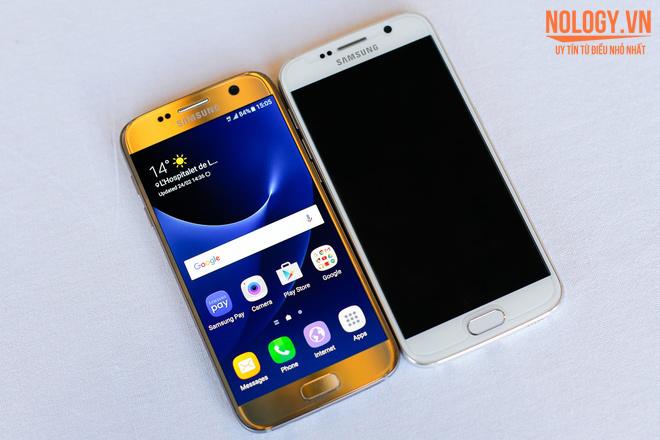 Địa chỉ bán Samsung Galaxy S7 chính hãng giá rẻ