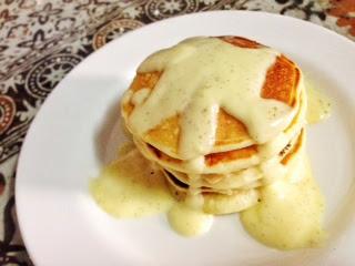 Resep Pancake NCC Durian Pisang Lembut Buttermilk Enak Coklat Mangga Ala Medan Sederhana Fluffy