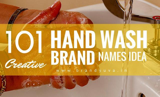 handwash brand names idea