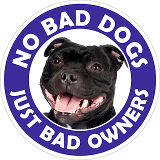 No bad dogs, just bad people
