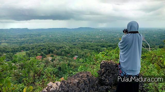 Bukit Geger Bangkalan - Madura