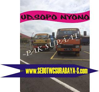 Jasa Murah Sedot WC Surabaya, 085755555878