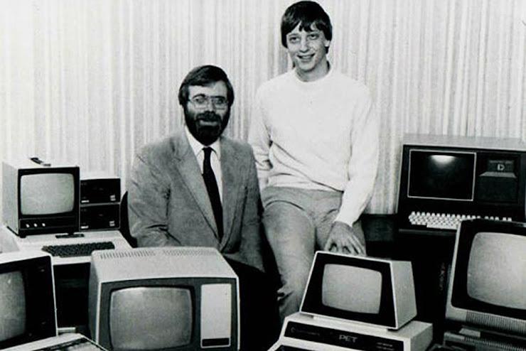 La historia de Microsoft