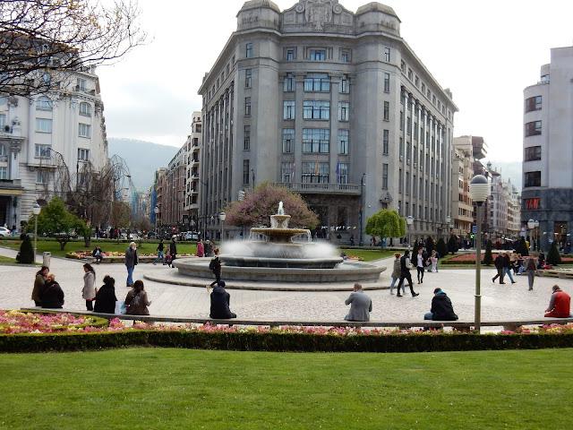 Plaza Circular, Ensanche, Bilbao, España, Elisa N, Blog de Viajes, Lifestyle, Travel