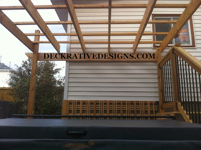 decking ideas calgary