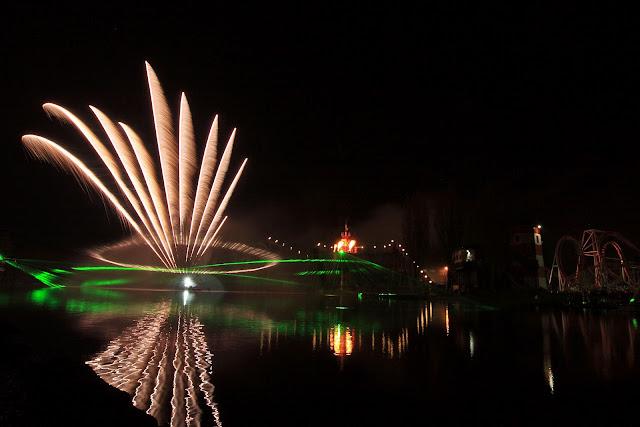 Drayton Manor Firework Spectacular