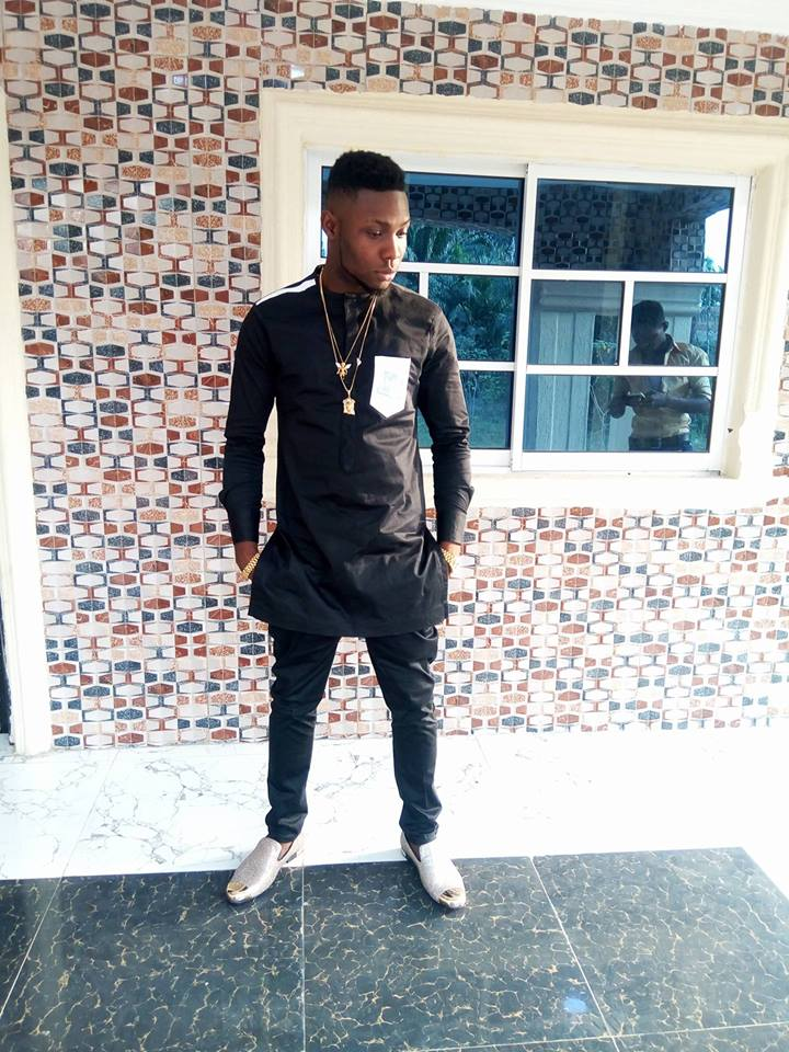 """Congrat!!!! To  """"Fidelis Ozuawala"""" CEO Waploaded Media as he finally completes his Four Bed Room Flat"""