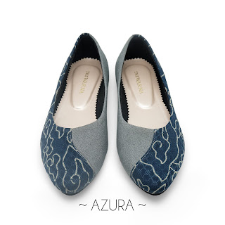 AZURA BLUE THE WARNA