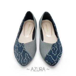AZURA BLUE THE WARNA