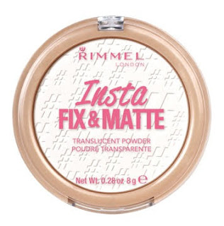 Rimmel London Insta Flawless Fix and Matte Setting Powder