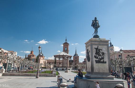 Alcalá de Henares. 5 excursiones de un dia desde Madrid