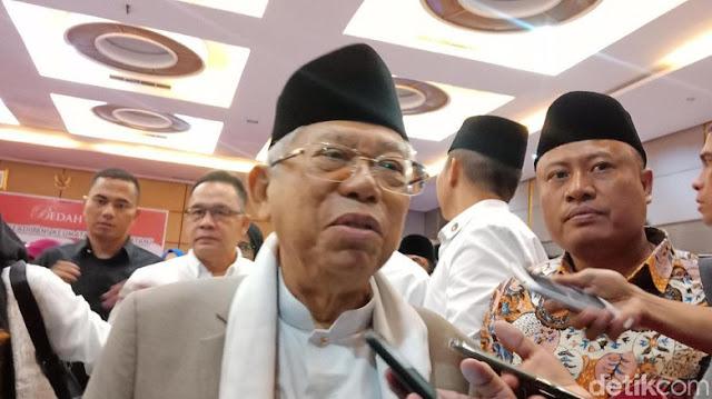 BPN Prabowo ke Ma'ruf Amin soal Dukungan Alumni Mesir: Jangan Merasa Menang
