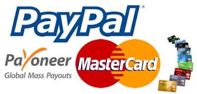 Link Nigerian Paypal to payoneer