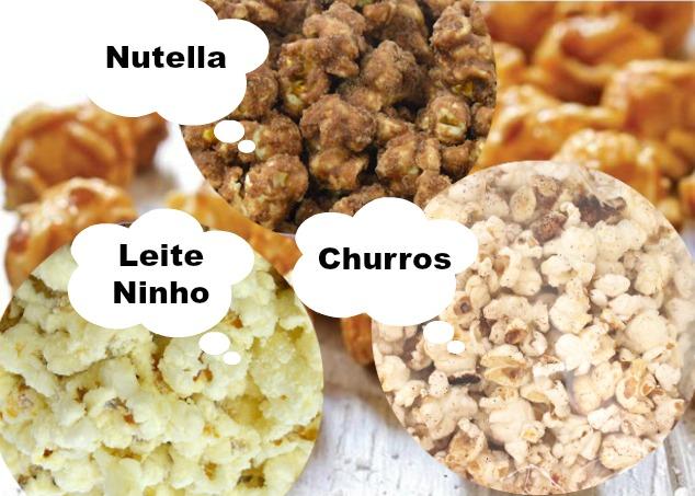 Muito Carioca Básica: Pipocas Gourmet, uma delícia para fazer em casa JM16