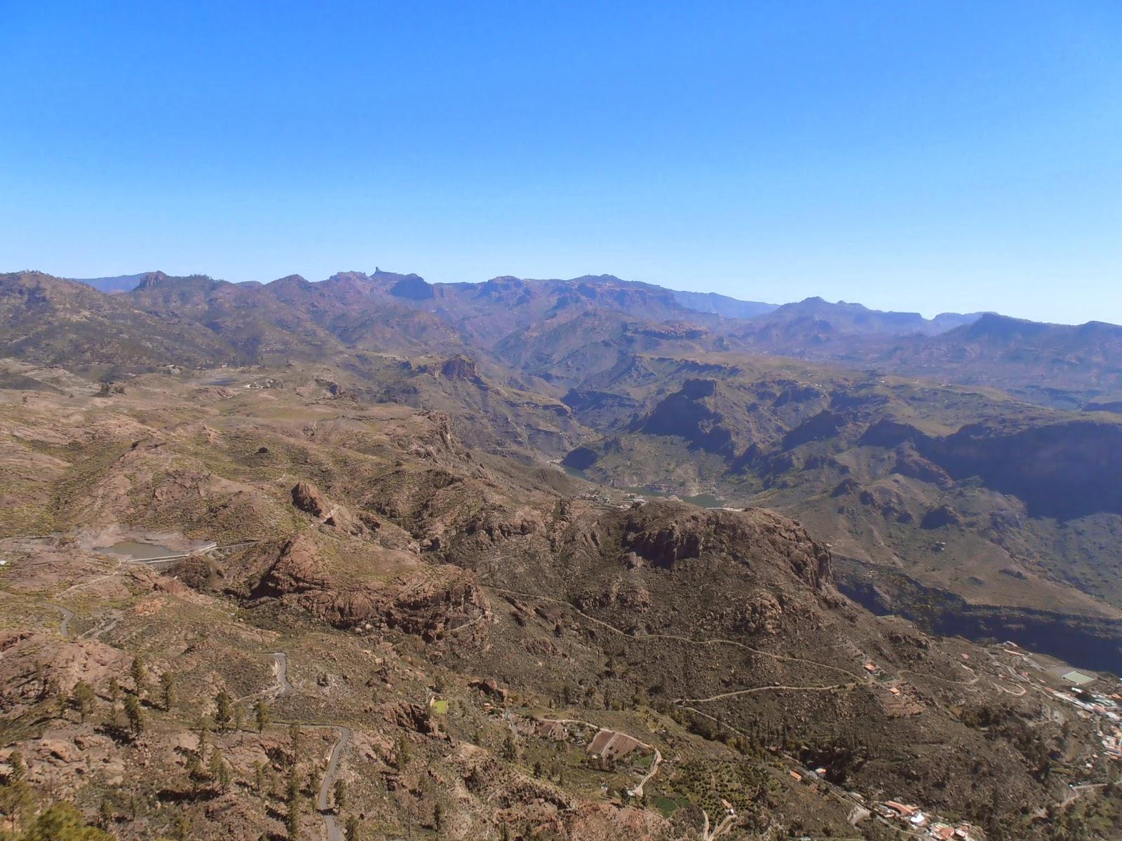 Vistas desde la Montaña de Tauro