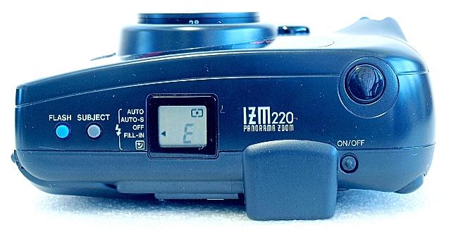 Olympus IZM220, Top