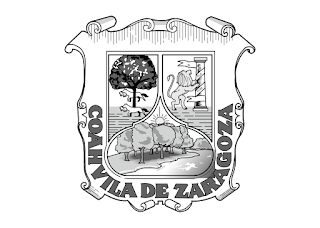 Escudo de Coahuila Logo Vector