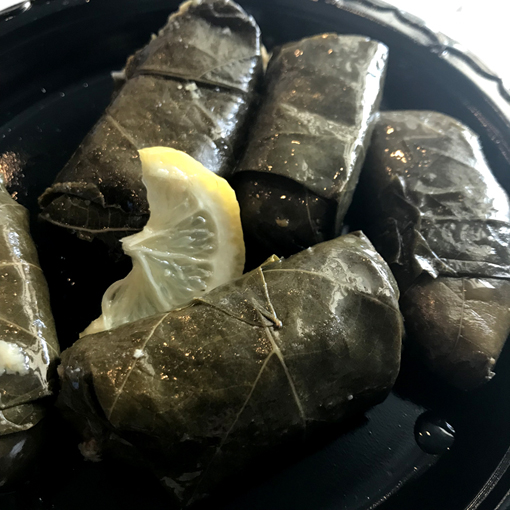 Dolmades | Grecian Gyro | Photo: Travis Swann Taylor