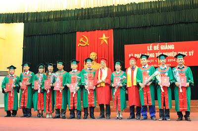Trường Đại học Lâm Nghiệp thông báo tuyển sinh thạc sĩ năm 2018