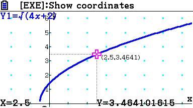 Eddie's Math and Calculator Blog: Casio fx-CG50, TI-84 Plus CE, HP