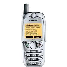 Daftar Harga Handphone Siemens Jadul