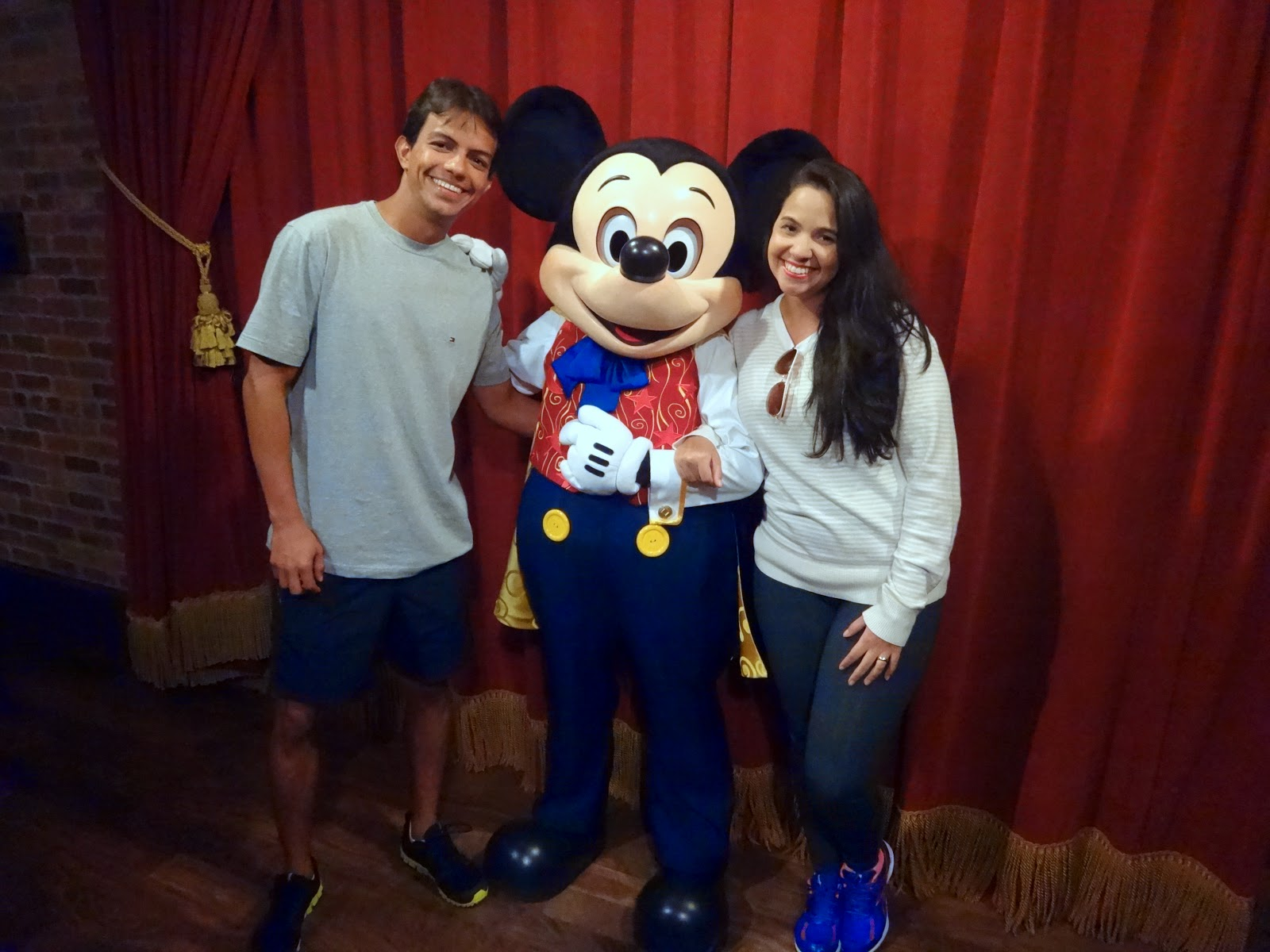 mickey - magic kingdom - orlando - eua