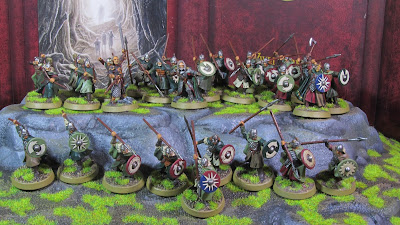 Rohan Army (Helm's Deep)