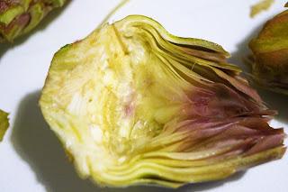 ricetta risotto carciofi vegan