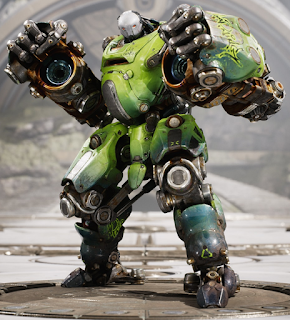 Crunch hero paragon