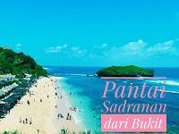 Sadranan Yogyakarta, Pantai Wisata Keluarga dan Snorkeling di Gunung Kidul.