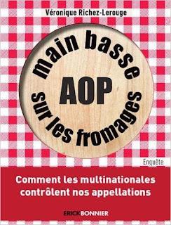 Main Basse Sur Les Fromages AOP de Véronique Richez-Lerouge PDF