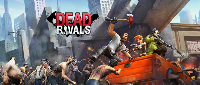 Dead Rivals un videojuego de Zombies MMO multi-plataforma