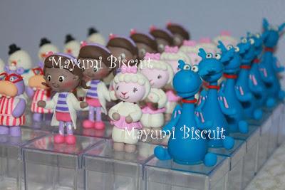 Lembrancinha Doutora Brinquedos Mayumi