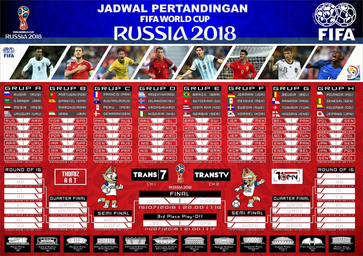 Download Gambar Piala Dunia 2018